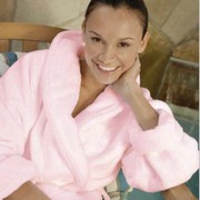Luxury Plush Fleece Robe
