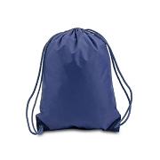 Large Drawstring Bag with Matching Cord 17x20